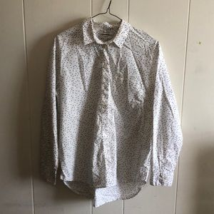 oversized polka dot shirts